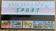GB Stamps - 13th Commonwealth Games & World Men's Hockey Royal Mail Pack No 173