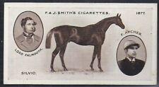SMITHS-DERBY WINNERS-#14- HORSE RACING - SILVIO