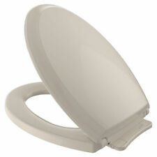Toto Ss224#03 Bone Guinevere Slow Close Elongated Toilet Seat with Cover