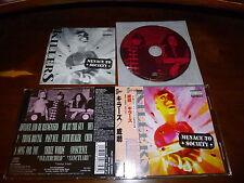 Killers / Menace to Society JAPAN+2 Paul Di'Anno Iron Maiden Praying Mantis B9