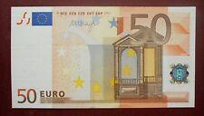Billet 50 euro Estonie Draghi  R051H5 neuf **