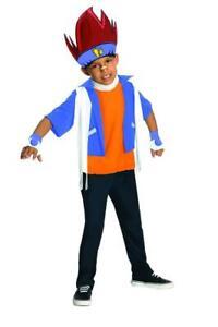 Beyblade Gingka Costume Child