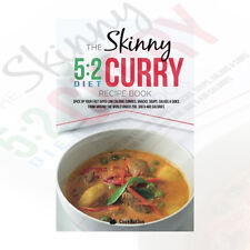 The Skinny 5:2 Diet Curry Recipe Book By CookNation 978-1909855274