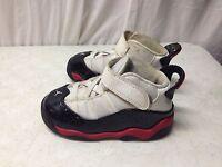 Baby Toddler Air Jordan 6 Rings Retro Sneakers~Size 8C~Nike~ 323420 ... 72c7c9c13