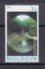 Moldawien 2001 postfrisch  Europa Lebensspender Wasser  MiNr. 388