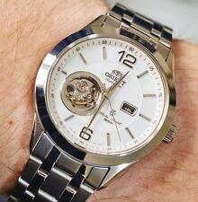 ORIENT FDB05001W0. GOLDEN EYE. Sapphire. Automatic watch. 5 ATM. New!