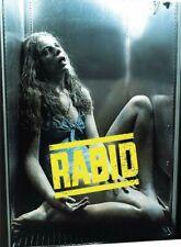 RABID (1977 Original) David Cronenberg 101 Black Label Standard Edition Blu Ray