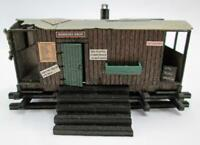 Ancorton 95872 OO Gauge Guard's Van Allotment Shed Kit