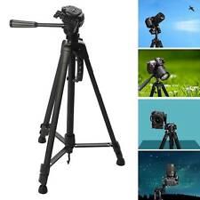 141cm Stativ Kamerastativ Kamera Dreibein Tripod Aluminium mit Tasche Universal