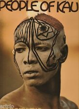 Leni Riefenstahl - The People of Kau - 1976