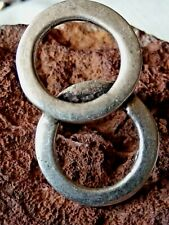 TURKISH AUTHENTIC ANATOLIAN STYLE HANDCRAFTED 45mm. ADJUSTABLE RING £9.95