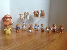Lot of 14 Lucy & Me Figurines & Fireman Bank Enesco Swimming Baby Nurse & More!
