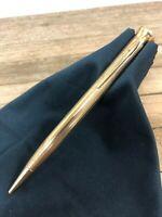 "Rare Vintage Pen ""USUS"" Germany Ballpoint Pen 1960's  w/ Pipe Tamper- Make offer"
