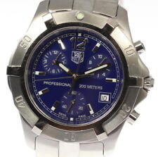 TAG HEUER 2000 Exclusive Chronograph CN1110 Quartz Men's_471518
