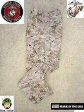 US Marine Corps USMC MARPAT Army Desert Digital Tarnhose Hose pants Medium Regul