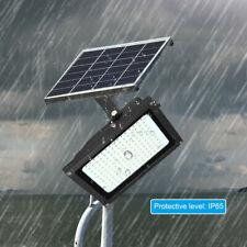 150 LED Solar Power Light Motion Sensor Outdoor Garden Security Wall Street Lamp