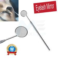 Pestañas Espejo de Inspección-Extensión de Pestañas herramientas de belleza