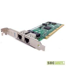 Intel IBM 03N5297 Dual Port 10/100/1000 PCI-X Ethernet Adapter 5706