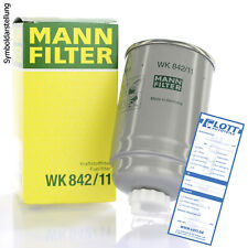 Mann-Filter Filtro de combustible spritfilter enviarlos WDK 719