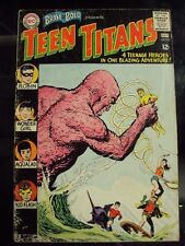Brave and the Bold #60 2nd Teen Titans 1st New Wonder Girl Donna Troy