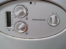 chaudière à gaz 24 kW, Bulex Thematec C24, à cheminée ( à ventilateur)