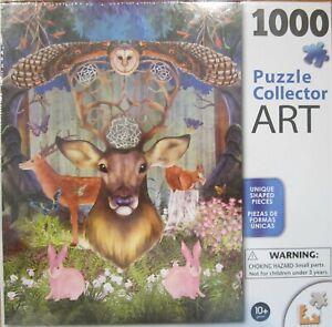 Puzzle Collector ART - 1000 Piece puzzle set