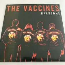 The Vaccines - Handsome - 2015 - Limited Edition - SEALED - Translucent Orange