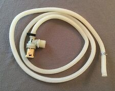 Fisher & Paykel Dishdrawer single inlet valve and hose DS603, DS605 - 529827