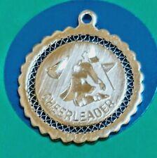 Bracelet P31 Cheerleader Sterling Silver Vintage Charm