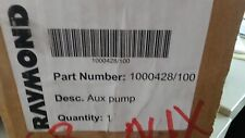 Raymond 1000428 1000428/100 Aux Pump *New In Box*