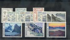 Faroe Is Sc 7-20(Mi 7-20)*Vf Nh 1975 Regional Set $25