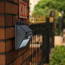 Solar lamp wall lamp garden LED motion sensor lamp