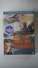 Die letzte Fahrt der Bismarck - DVD NEU / OVP