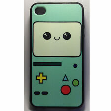 Adventure Time Kawaii Printed Case for iPhone 5/5s PC & TPU iPhone 5s