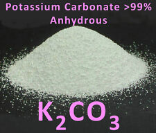 Potassium Carbonate Anhydrous >99.0% K2CO3 - 200g