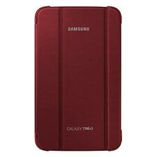 Samsung Galaxy Tab 3 8.0 Book Cover Red 100 Genuine Ef-bt310bregww