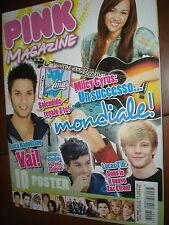 Pink.Miley Cyrus,Alessandra Amoroso,Zac Efron,Robert Pattinson,Lucas Till,iii