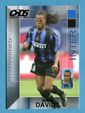 CALCIO CARDS 2005 Panini - Figurina/Sticker -n. 60 - DAVIDS - INTER -New