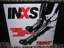 "INXS TIGHT  12""  REMIXES  SEALED"