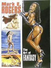Art Book The ART of MARK E. ROGERS The Art of Fantasy Neu