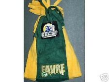 NFL, Brett Favre Winter Hat, Green Bay Packers, New