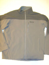 NWT Mens Marmot Trango Softshell Gray Jacket XL X-LARGE NEW Wind M2