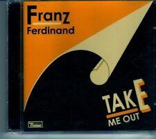 (DM586) Franz Ferdinand, Take Me Out - 2004 CD