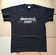 Uncreation's Dawn shirt finnish black metal Deathspell Omega Clandestine Blaze