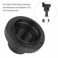 Alloy T2-EOS 1.25inch Telescope to For Canon EOS Camera etc Lens Adapter Ring F