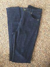 Cheap Monday 26x32 High Waist Skinny Jean In Dark Wash