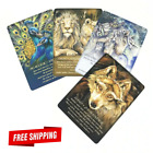 51pcs Spirits Of The Animals Oracle Cards Tarot Card Deck For Entertainment