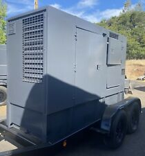 Multiquip 56kw Ultra Silent Whisperwatt 70kva Mq Diesel Generator Very Quiet