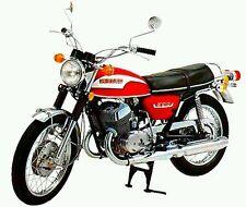 SUZUKI T500K T500 1973 MODEL TANK PAINTWORK DECAL KIT