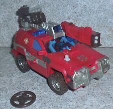 Transformers Movie INFERNO 2007 Voyager